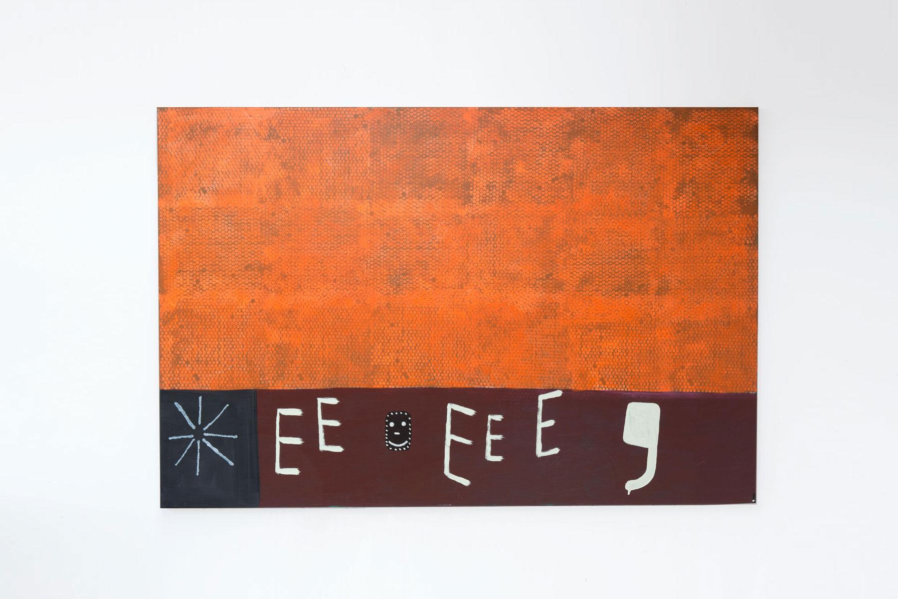 Schilderij Jos Klaver Nr. 44 - Formaat: 120 x 180 cm -